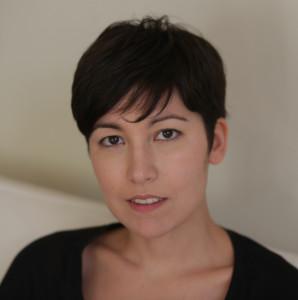Paula Paz portrait