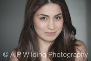 Serafina Salvador headshot